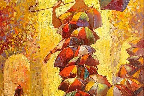 дочь дождя