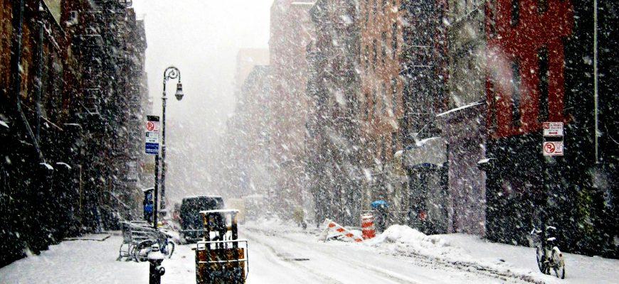 Мысли о снеге